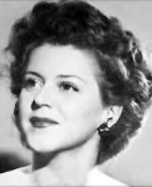 nne Burr McDermott circa 1942