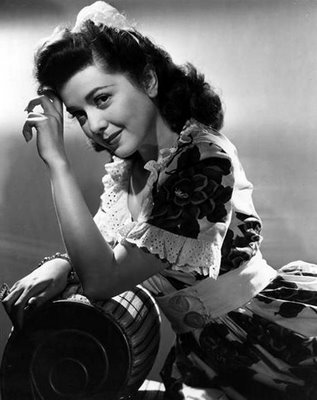 Ann Rutherford as Blondie