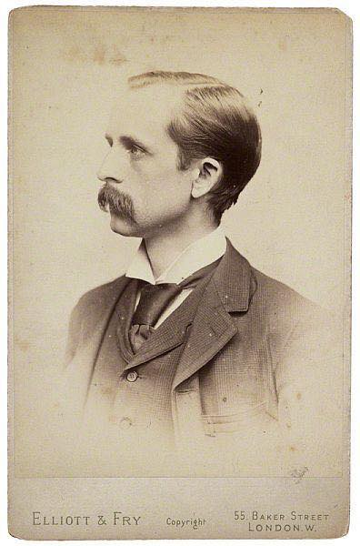 author of PETER PAN!  Sir James Matthew Barrie (9 May 1860 – 19 June 1937)