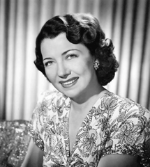 Barton Yarborough was briefly married to beautiful Stage, Screen, Radio and Television actress Barbara Jo Allen, better remembered in Radio as Vera Vague.