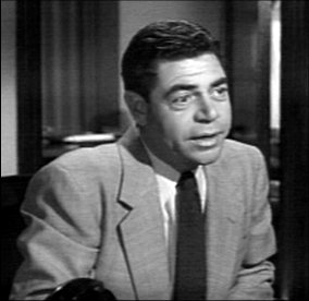 Barney Phillips as Ed Jacobs