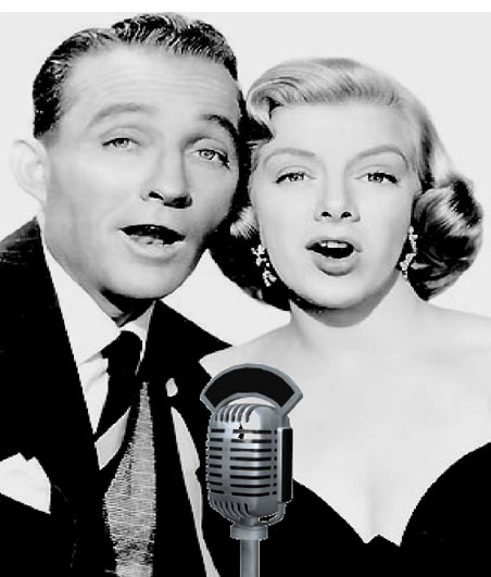 BING CROSBY AND ROSEMARY CLOONEY SHOW