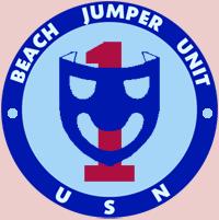 Beach Jumper Unit 1 insignia
