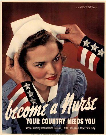 To become a nurse