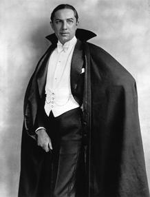 Bela Lugosi as Count Dracula, ca. 1927