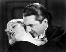 Bela Lugosi as Count Dracula, in Dracula (1931)
