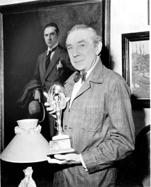 Bela Lugosi, ca. 1956