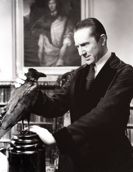 Bela Lugosi in 'The Raven' - 1935