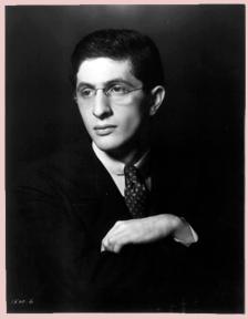 Bernard Herrmann, ca. 1934