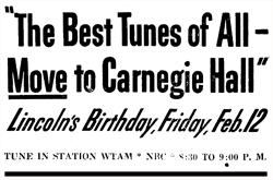 43-01-25 Wisconsin State Journal 'THE BEST TUNES OF ALL . . . Don't worry about that oft-repeated couplet which marred