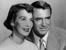 Betsy Drake and Cary Grant circa 1949