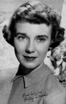 Betsy Drake circa 1948