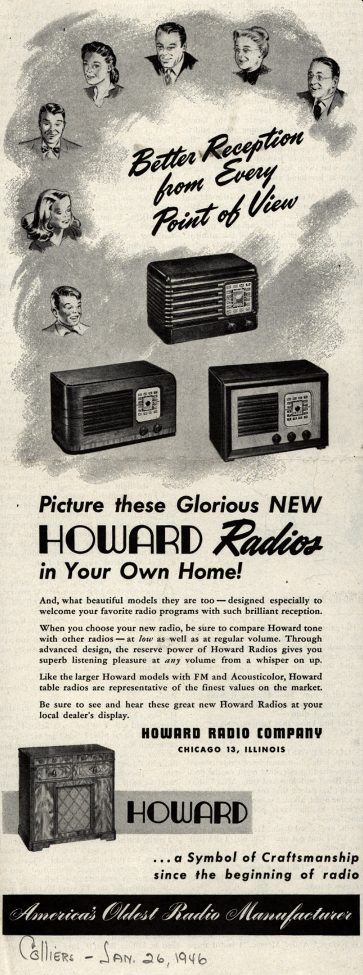 Tv of 1940s