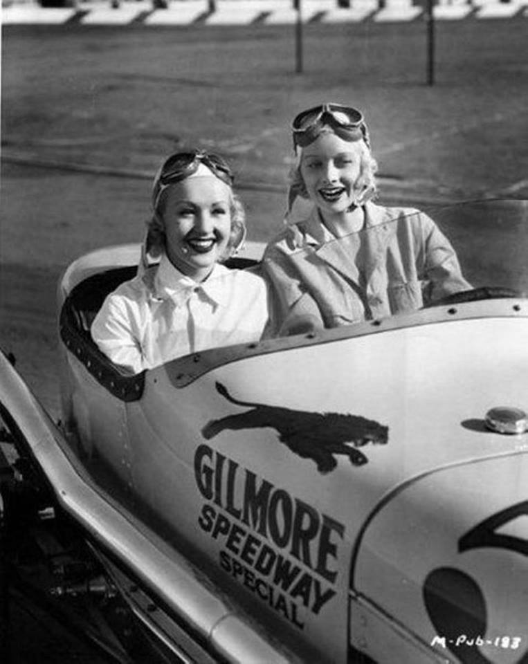 Betty Grable & Lucille Ball