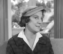 Elvia Allman as Mrs. Luftwaffe in Bewitched (1966)