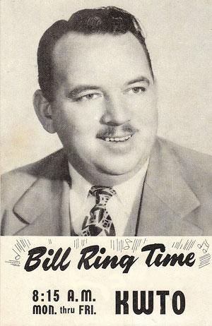 BILL RING SHOW