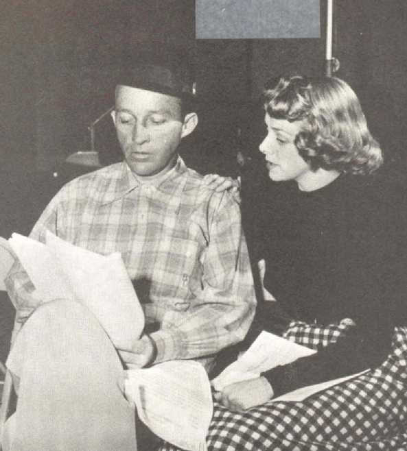 Bing Crosby and Rosemary