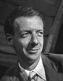 Benjamin Britten for Life Magazine circa 1942