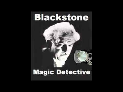 Blackstone The Magic detective