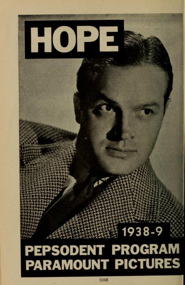 Bob Hope… He is tireless and funny, and full of responsibility, too, although he carries it lightly and gaily. There isn't a hospital ward that he hasn't dropped into and given a show; there isn't a small unit anywhere that isn't either talking about his jokes or anticipating them.