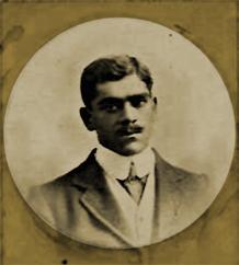 Boris Karloff, ca. 1917