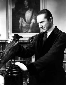 Lugosi in The Raven (1935)