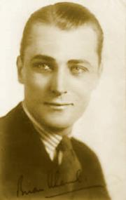 Brian Aherne circa 1923
