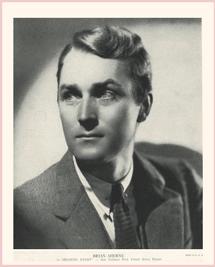 Brian Aherne publicity still for Beloved Enemy (1936)