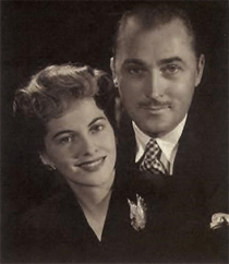 Aherne married the beautiful Joan Fontaine after meeting her while dating her sister Olivia De Haviland (1939)
