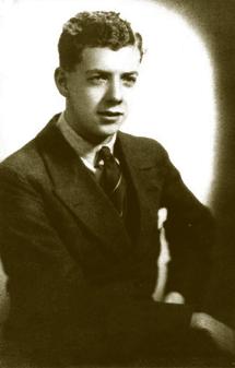 Benjamin Britten circa 1937
