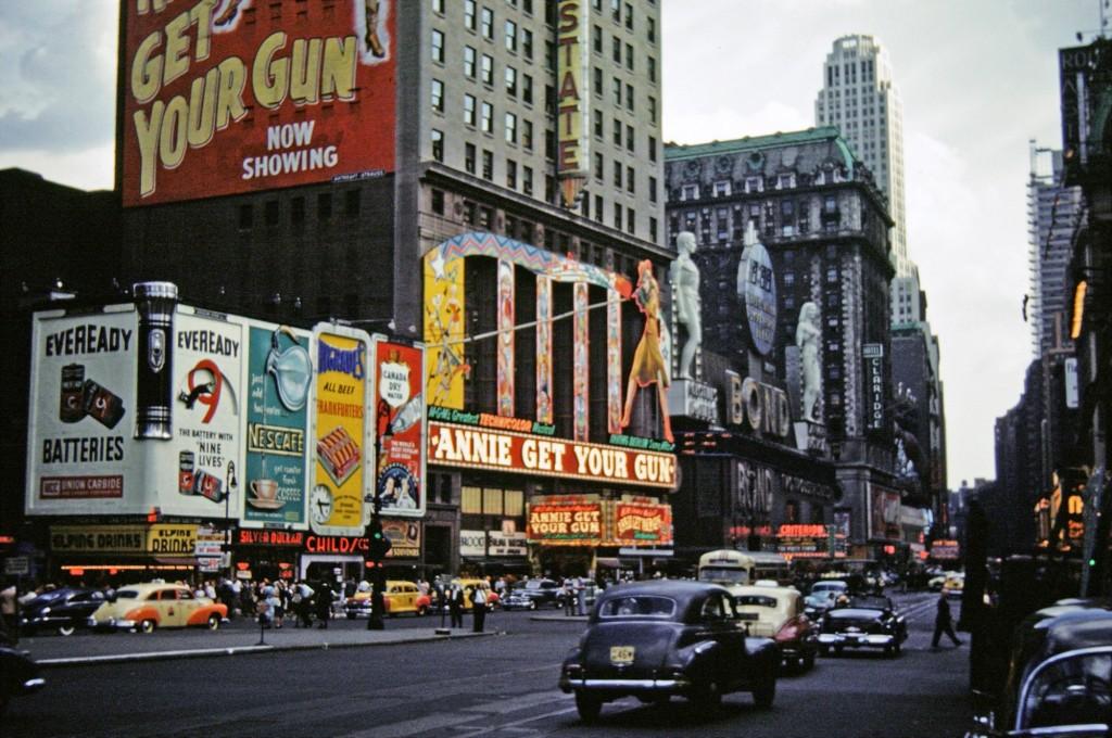 Broadway's My Beat