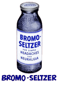 Bromo-Seltzer was one of NBC's Tandem sponsors for The Scarlet Pimpernel