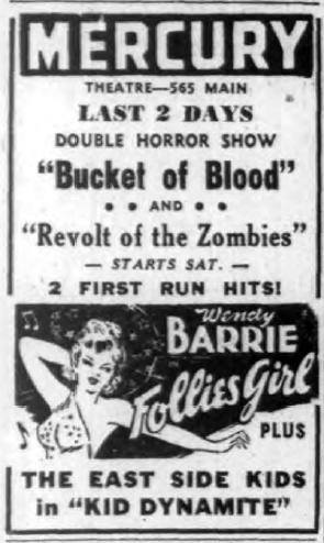 Buckets Of Blood