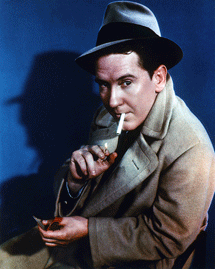 Burgess Meredith in Street of Chance 1942