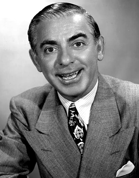 Eddie Cantor Show 46-09-26 Guests - Burns And Allen