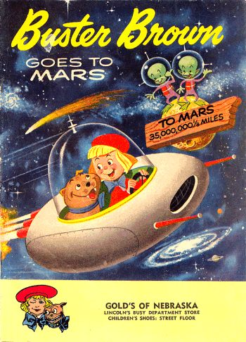Buster Brown Goes to Mars