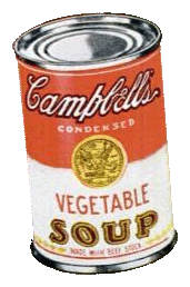 Campbells Soup sponsored the Summer 1945 run of The Saint
