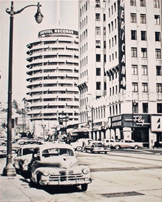 Douglas of The World was mastered in Studio B of the famous Capitol Records Tower building in Hollywood.