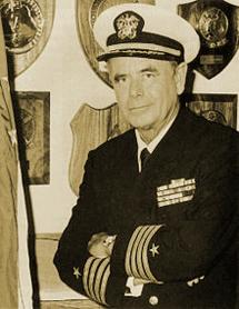 Captain Glenn Ford, USNR, Ret.