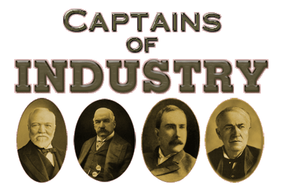 """thomas edison captain of industry The second industrial revolution,  thomas edison,  the term """"robber baron"""" contrasted with the term """"captain of industry,"""" which described."""