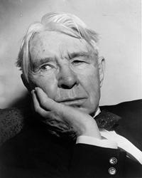 Carl Sandburg, ca. 1955