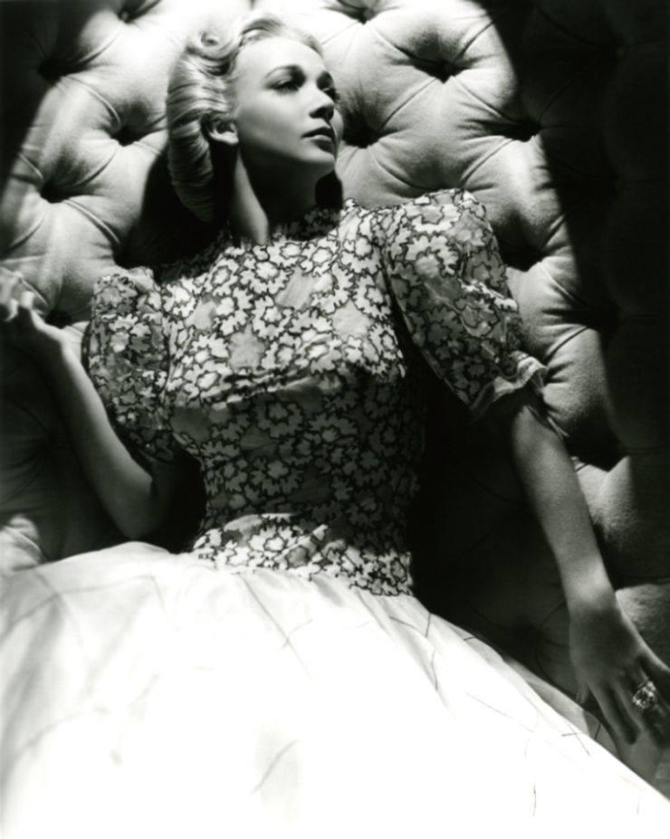 Carole Landis, 1941
