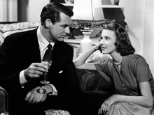 Cary Grant and Betsy Drake in Every Girl Should Be Married (1948)