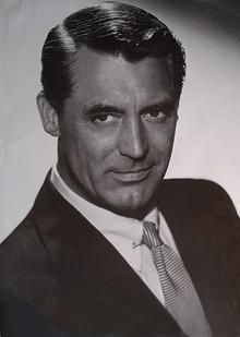 Classic Cary Grant publicity photo circa 1952