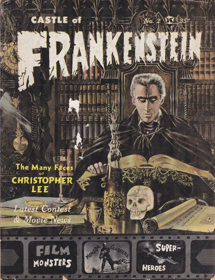 Castle Of Frankenstein
