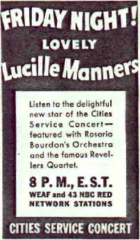 Lucille Manners
