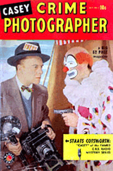 Crime Photographer  Magazine, No. 2, ca. Oct. 1949