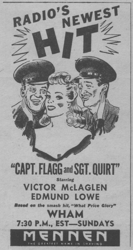 Captain Flagg And Sergeant Quirt