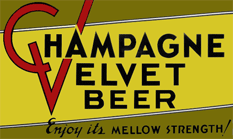 Indiana's Champagne Velvet Beer sponsored much of the Ziv syndicated run of Boston Blackie