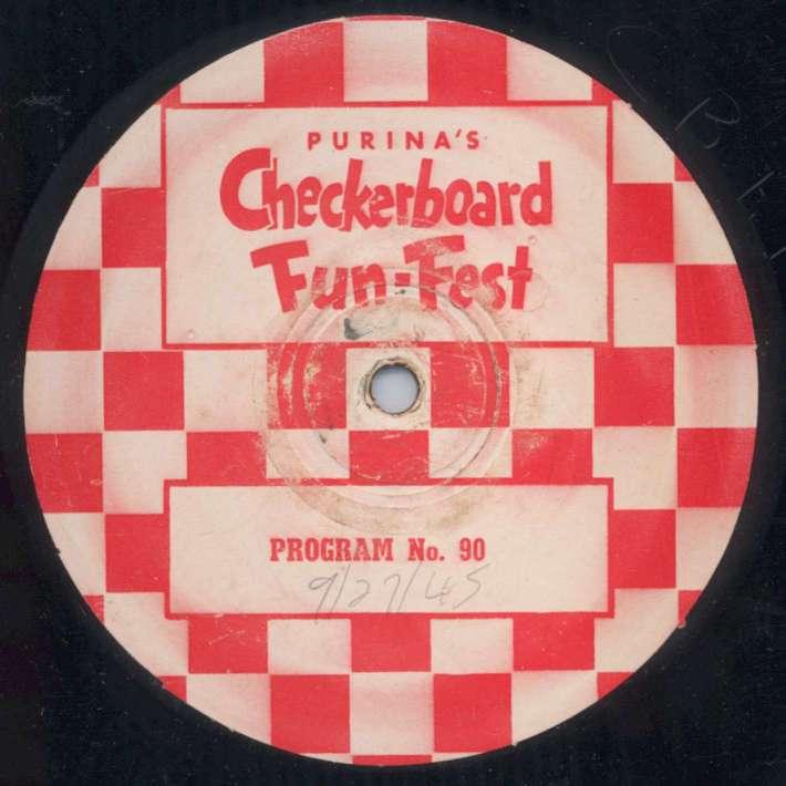 Checkboard Fun Fest